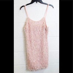 NEW CBR Pink Mini Dress-Size Medium